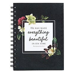 He Has Made Everything Beautiful Notebook - 6/pk