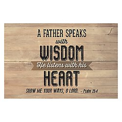 Pass it On - Father Speaks with Wisdom