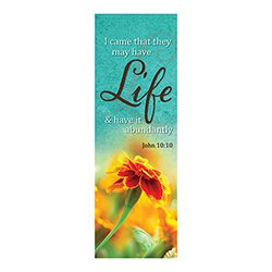 Life X-Stand Banner