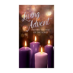 Living Advent Devotional Book - 12/pk