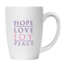 Living Advent Gift Mug - 4/pk