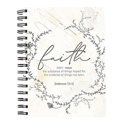 Faith Notebook Journal - 6/pk