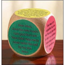Children's Prayer Cube™ - 12/pk