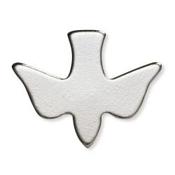 Dove Lapel Pin - 50/pk