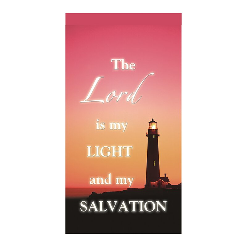 Everyday Series Banner - The Lord is My Light