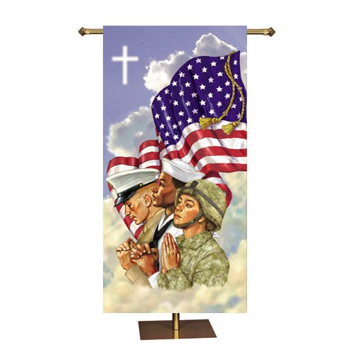 Everyday Series Banner - God Bless America