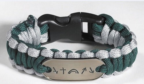 Witness® Survivor Bracelet Army Green
