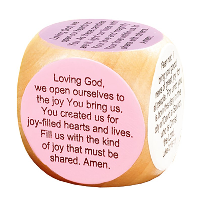 Advent Prayer Cube™ - 12/pk