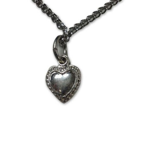 Raw Heart Pendant