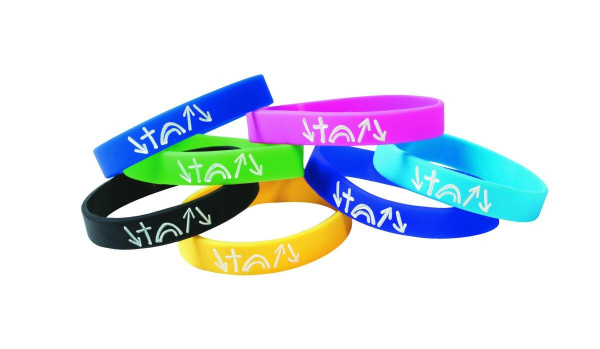 Witness® Youth Wristband -60pk