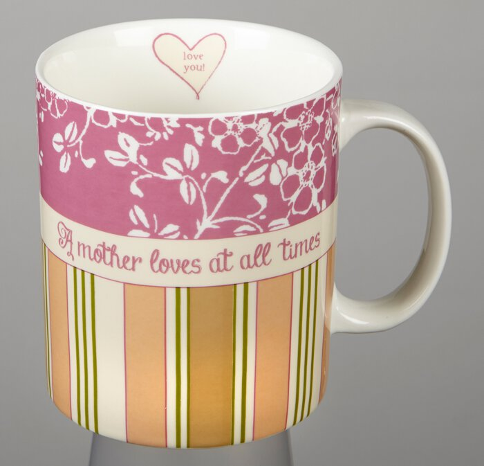 Sweet Little Darling Collection - Baby Girl Mommy Mug
