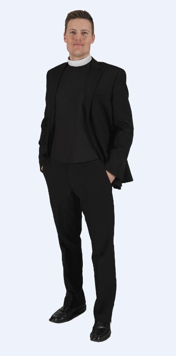 Shirtfront Plain