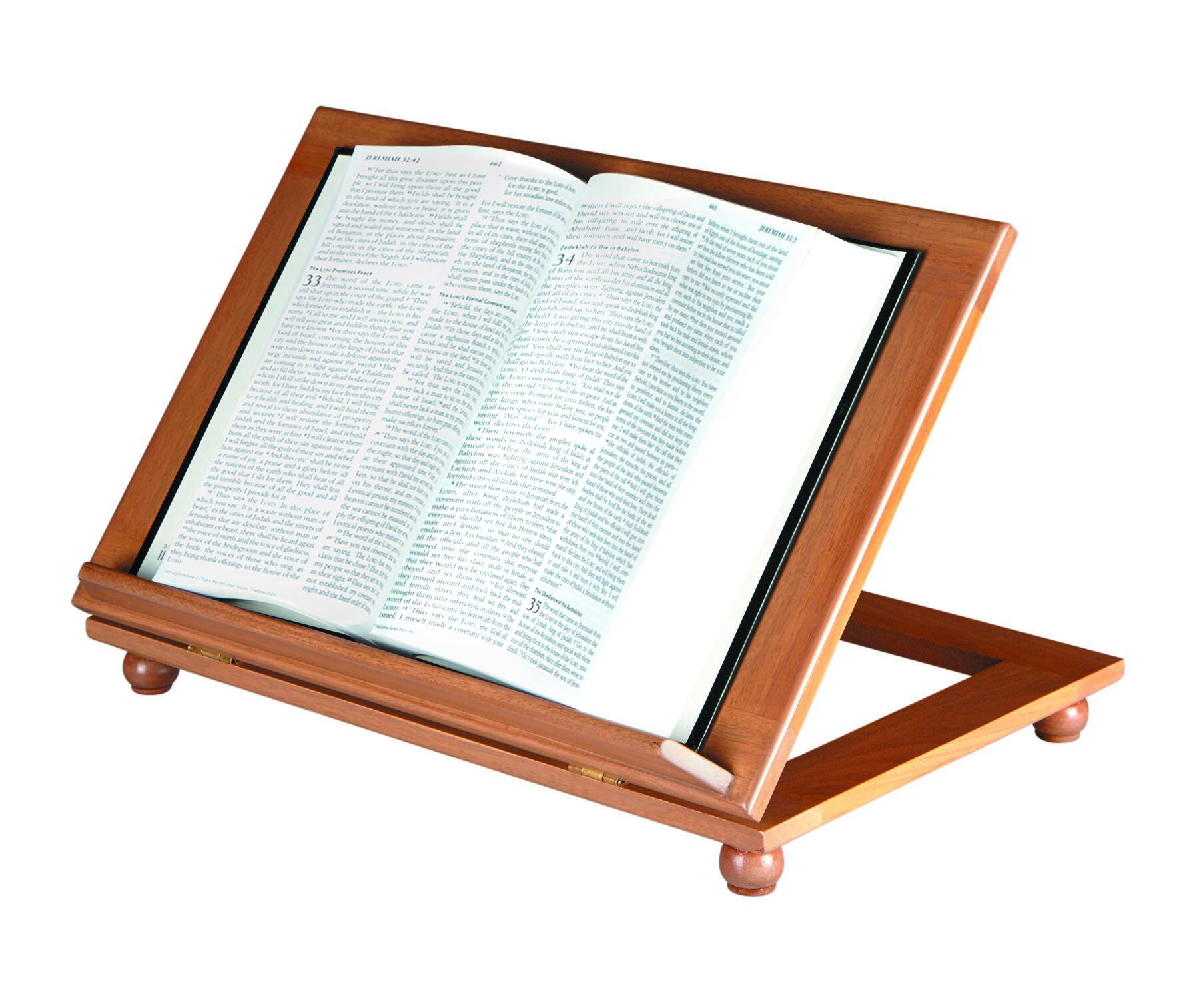 Adjustable Bible Stand