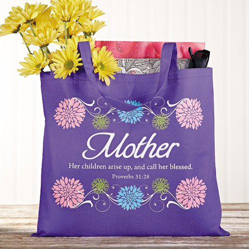 Mother Tote Bag - 12/pk