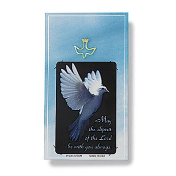 Confirmation Lapel Pin with Card - 12/pk