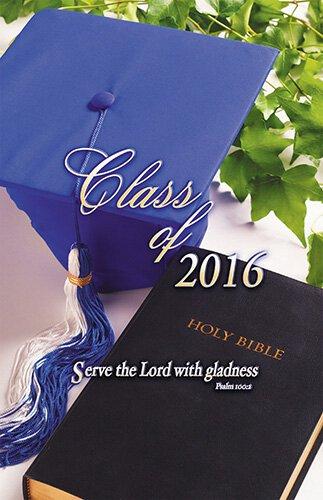 2016 Graduation Bulletins -100/pk