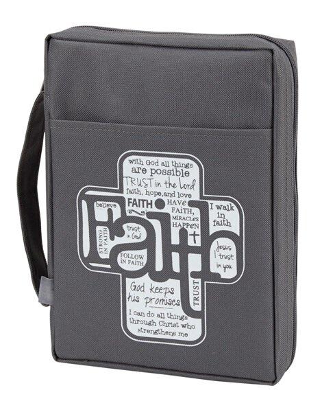 Bible Cover-Faith/WRF