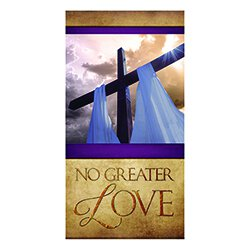Easter Series Banner - No Greater Love
