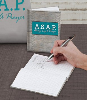A.S.A.P. Prayer Journal - 12/pk