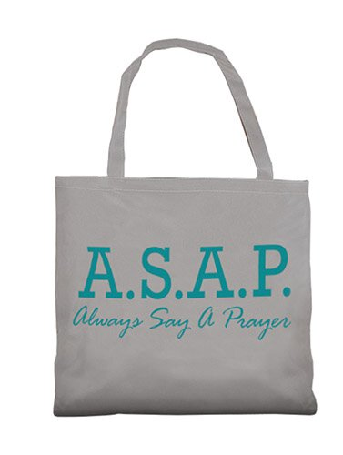 ASAP Tote Bag  - 12/pk