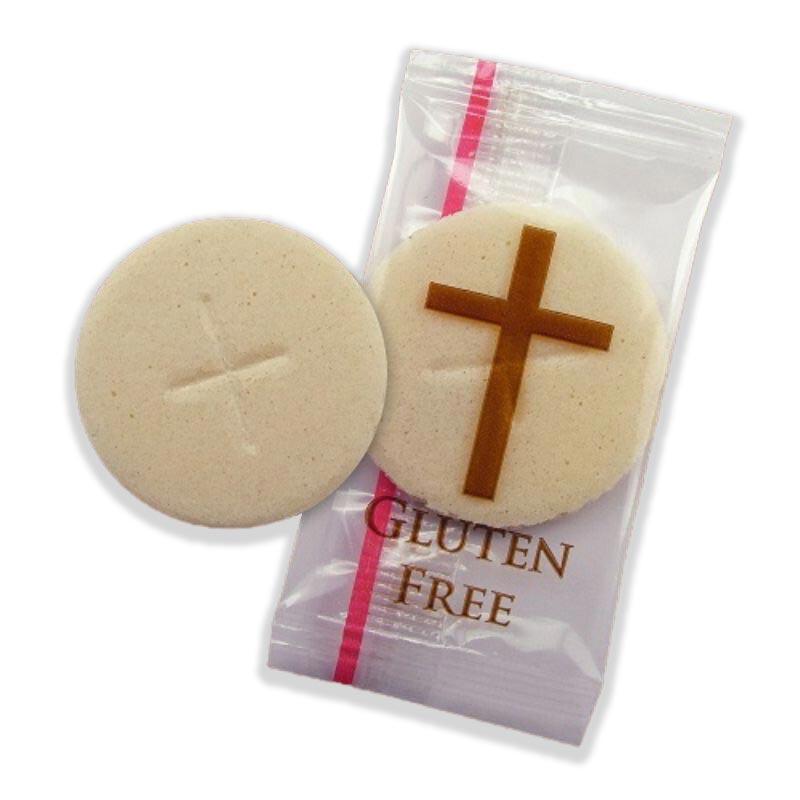"1-3/8"" Gluten Free Communion Wafers"