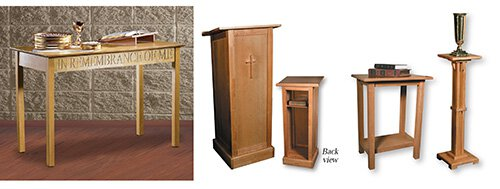 Worship Supplies Furniture Chairs Communion Tables Living Grace