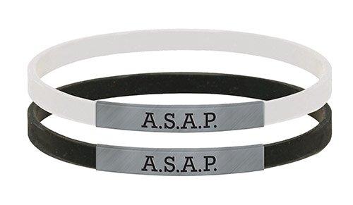 ASAP Bracelet w/Card 2 Asst 12pk
