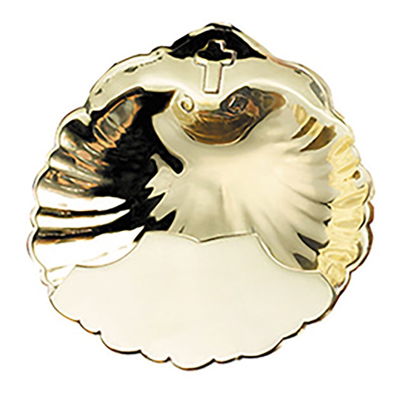 Baptismal Shell with Spout