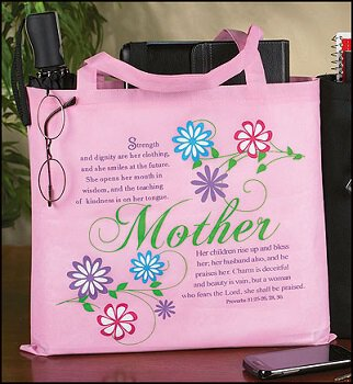 Mother Tote Bag - 12/pk