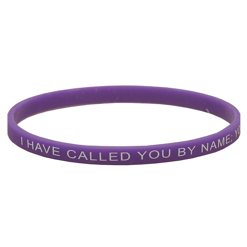 I Have Called You by Name Faith Bracelet - 24/pk