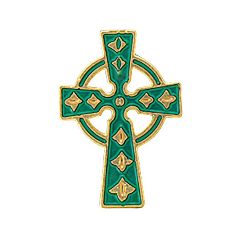 Celtic Cross Pin - 25/PK