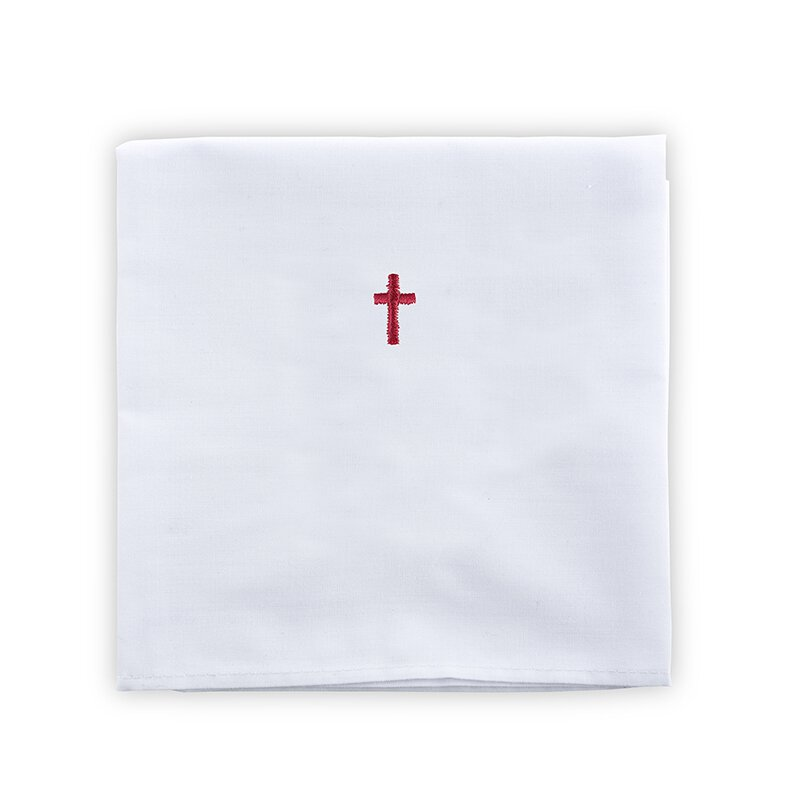 Poly/Cotton Blend Corporal with Red Cross - 12/pk