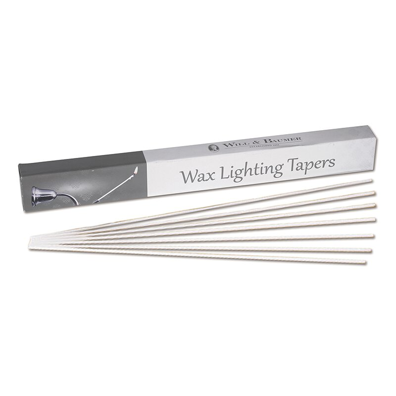 Wax Lighting Tapers - 120/bx
