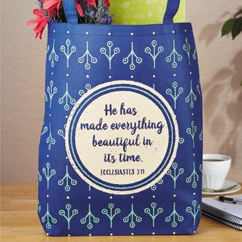 Everything Beautiful Tote Bag - 12/pk