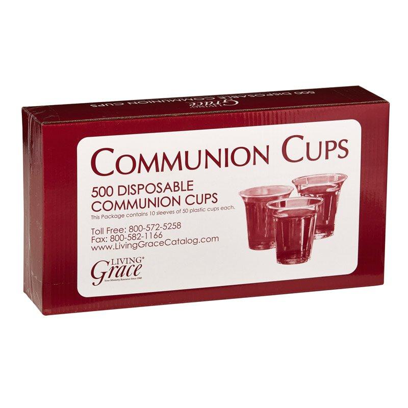 Living Grace® Recyclable Communion Cup – 500/bx