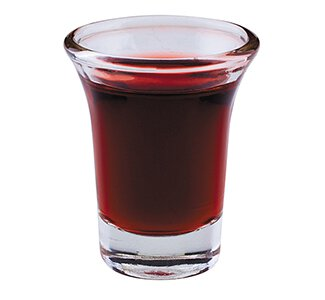 Glass Communion Cup - 12/pk