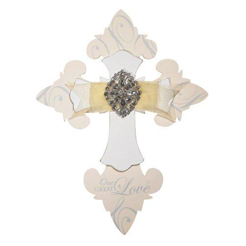 Wedding Wall Cross - 2/pk