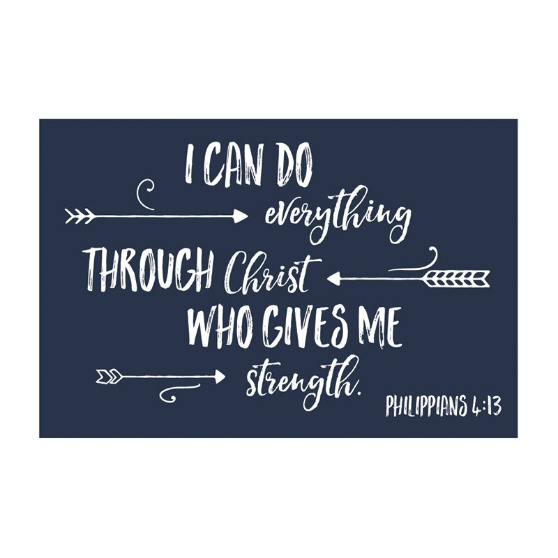 Pass It On® - I Can Do Everything Through Christ - 25/pk