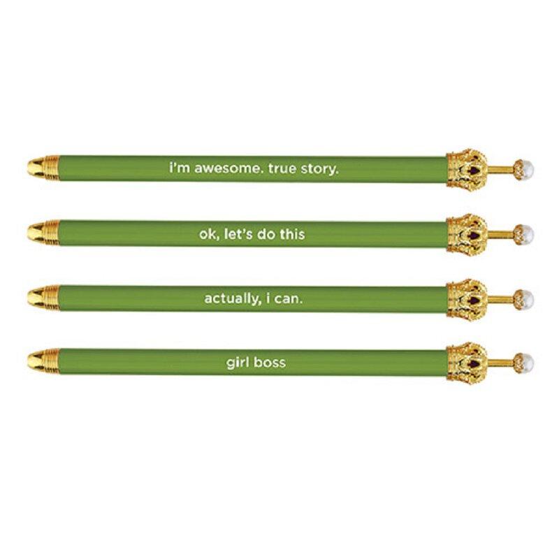 Crown Pen - Kale