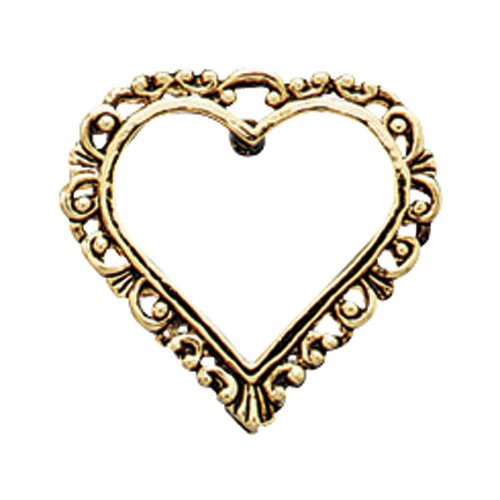 Mother Heart Pin - 25/pk