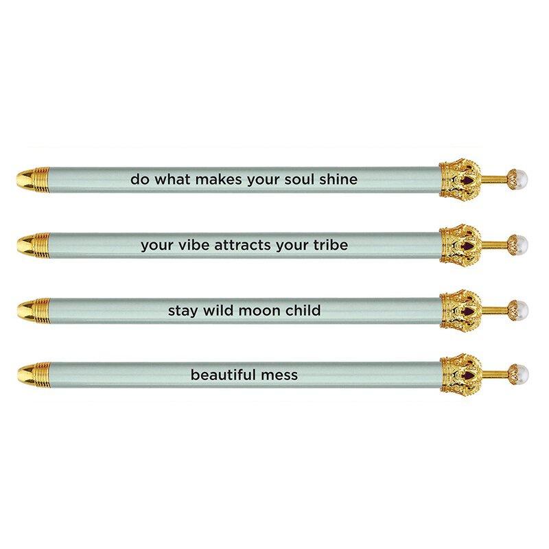 Crown Pen - Mint