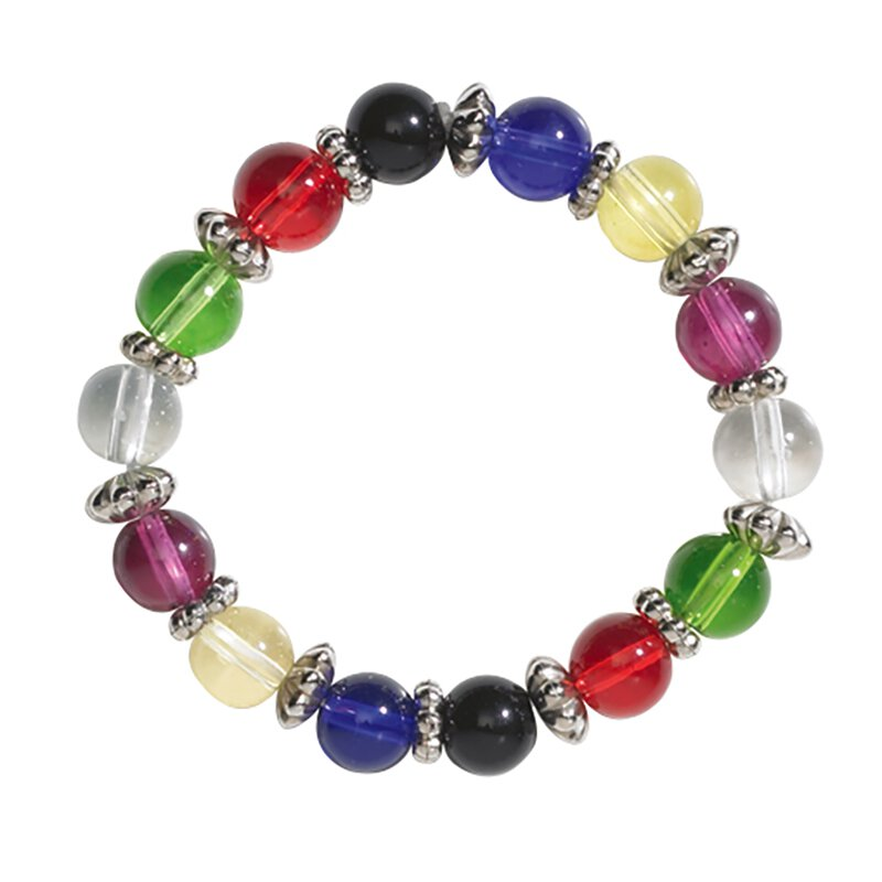 Colors of Faith Bracelet with Card - 24/pk