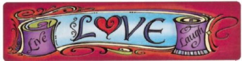 ScentSational Bookmarks - Love - Ripe Berry