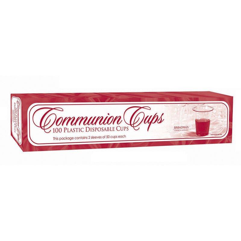 Communion Cups 100/Box