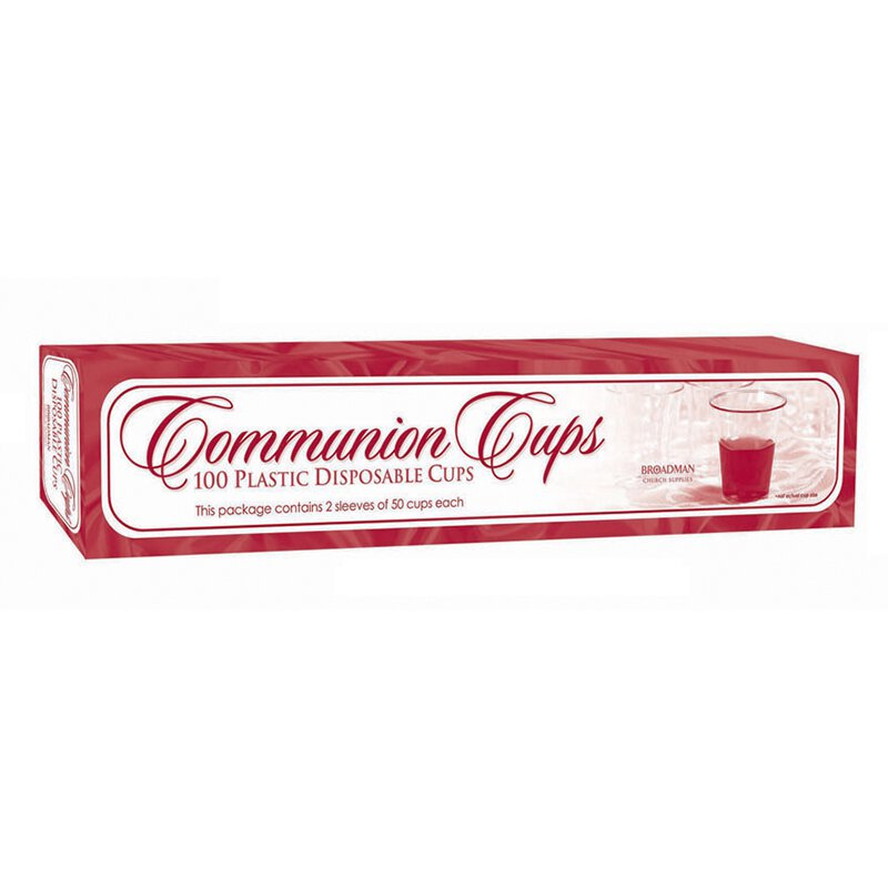 Communion Cups 100/Box