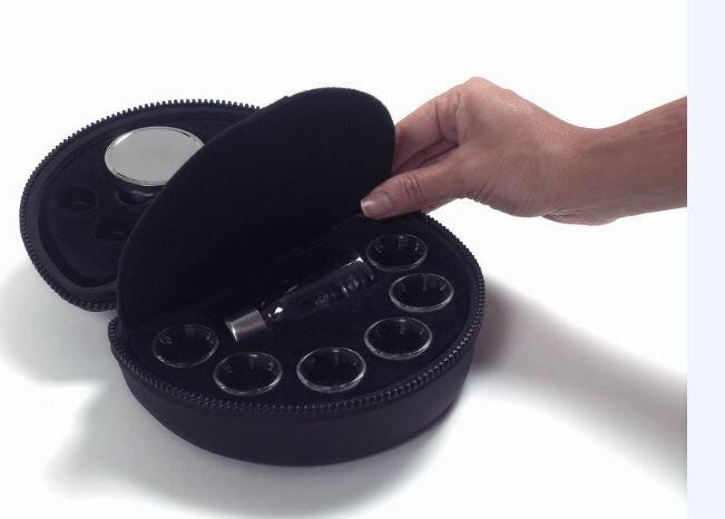 Deluxe Portable Communion Set