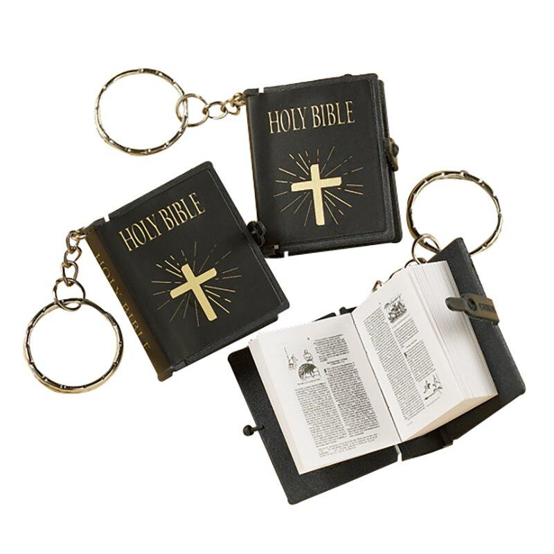 Bible Keychain - 12/pk