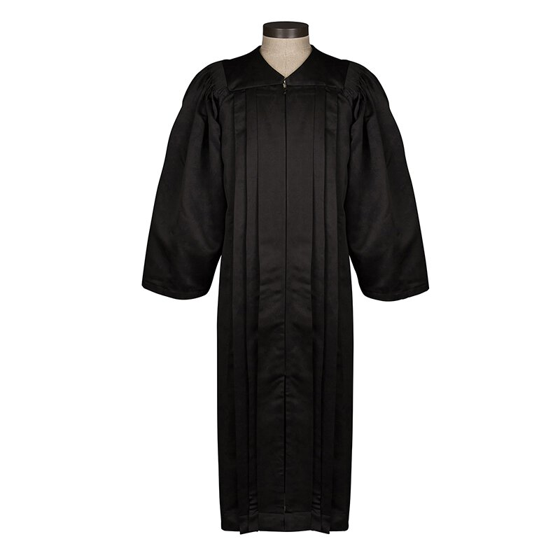 Classic Choir Gown - Satin