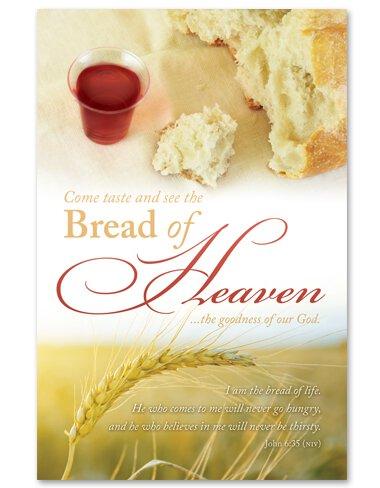 Bulletin Bread of Heaven100pk