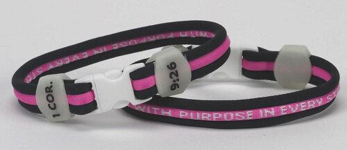 Power Armor - Run with Purpose Sport Band - 8/pk